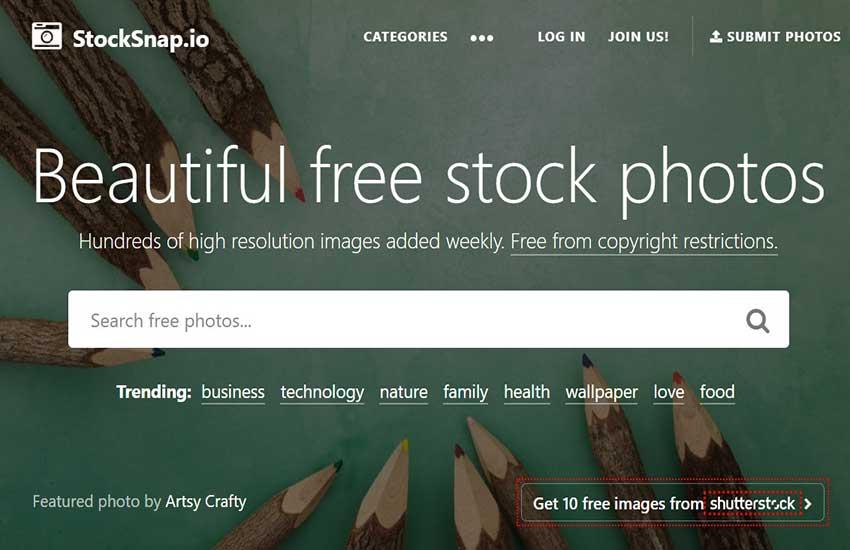 stocksnap royalty free images